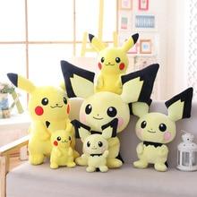 11/15/23 plush Pikachu high quality Anime Plush Toys Collection Doll For kids toys Christmas Gift