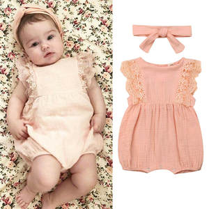 d8f243cd25d Emmababy Summer Newborn Kid Outfits 2Pcs Baby Girl Sets