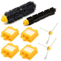 8pcs Vacuum Cleaner Replacement Kit For IRobot Roomba Part 760 770 780 790