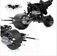 7115 DC Super Heroes Batman Mroczny Rycerz Batcycle Batmobil Cegły Batpod Building Blocks Zabawki Lepin Compatiable 5004590