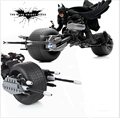 7115 DC Super Heroes The Dark Knight Batman Batcycle Batmobile Bricks Batpod Building Blocks Toys Compatiable Lepin 5004590