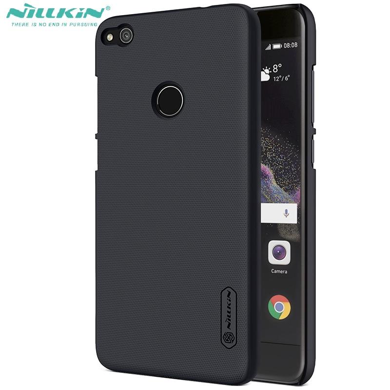 Huawei P8 Lite 2017 Caso nillkin frosted shield calotta di protezione per Huawei P8 Lite (2017)/honor 8 Lite caso della parte posteriore