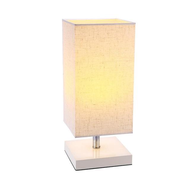 Modern breve Candeeiro de Mesa de luz Da noite Da Lâmpada Sala Quarto candeeiros de mesa Abajur luminárias (lâmpada não incluída) us plug