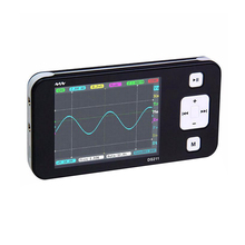 New pattern DS211 MINI LED Display Professional Portable Digital Oscilloscope Inspection And Maintenance Electronic Equipment