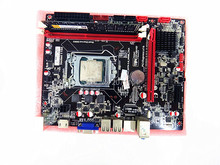Free shipping for Rainbow C.H81M solid-state version of the V23 1150-pin motherboard + G3220CPU + DDR3 4G memory