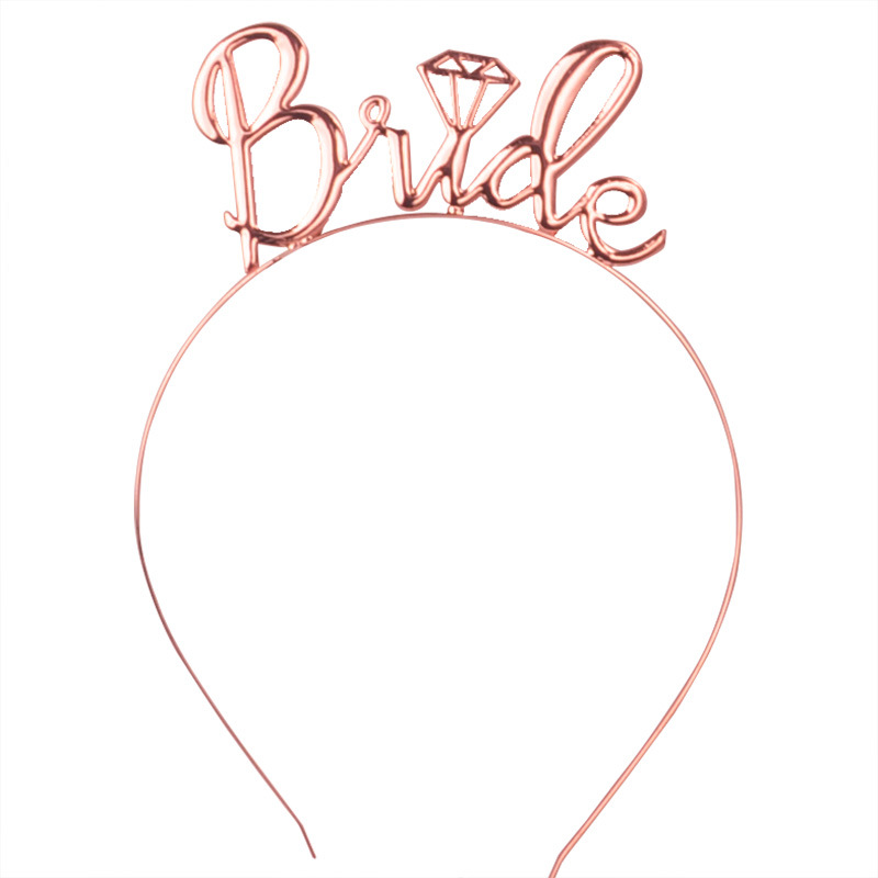 Penta Angel Bride To Be Sash Bridal Shower Hen Bachelorette Engagement Party Sash Wedding Decorations Favors Accessories Gifts Sign White with Gold Lettering