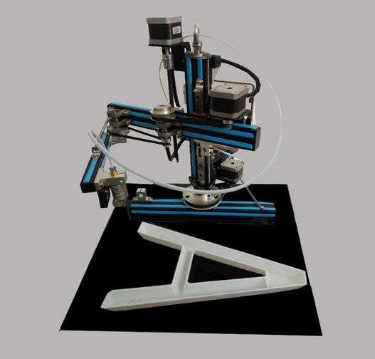 M0 arm 3d printer portable metal structures Desktop Robot ARM scara Selective Compliance Assembly Robot Arm