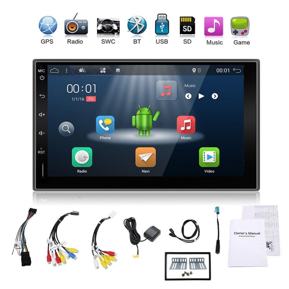 Bosion android 7.1 car dvd for nissan qashqai x-trail almera note juke universal multimedia car gps navigation player