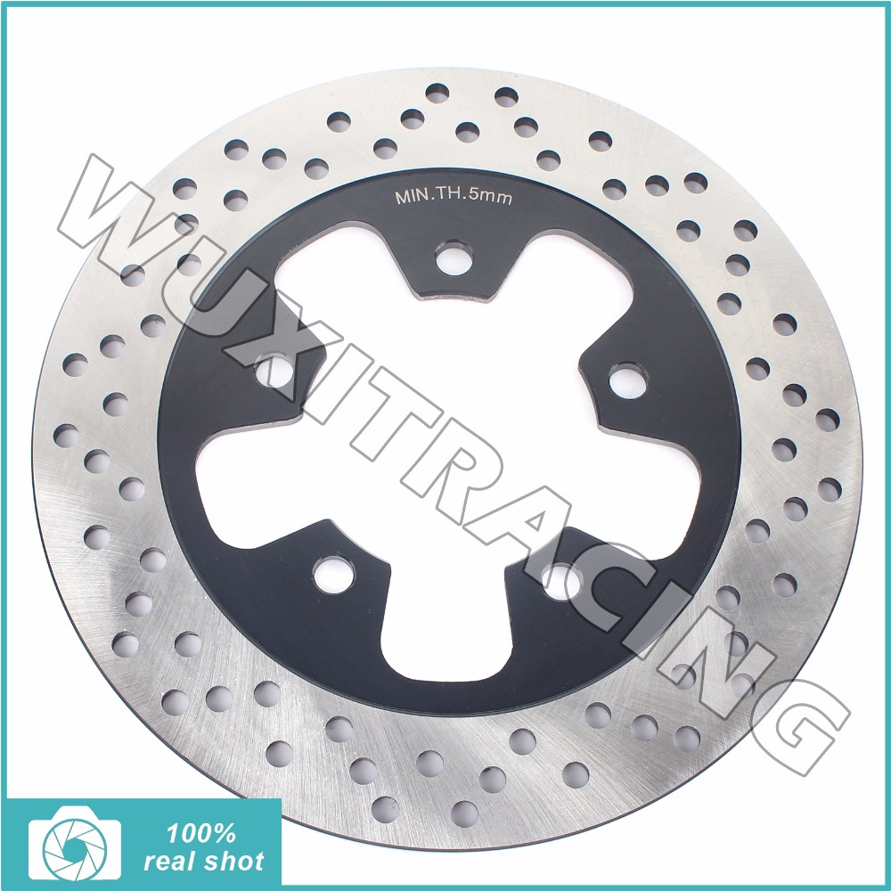 230mm  Rear Brake Disc Rotor for KAWASAKI ZX-7 Ninja 1989 1990 ZX7 R RR Ninja 1993-2003 ZX9 R Ninja 1994-1997 ZXR 750 1989-1998