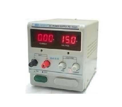 LW PS-1505D 0-15V/0-5A DC Power Supply