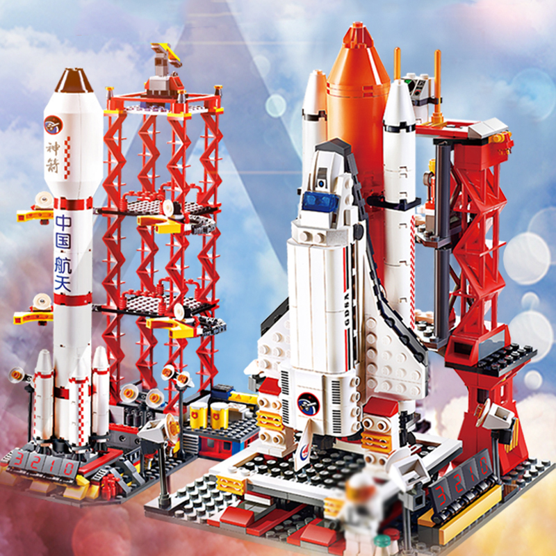 Blocks Toys & Hobbies Fire Fight Rescue Station 4 In 1 City Building Blocks Vehicle Car Helicopter Fireman Educational Toys Bricks Legoinglys Reliable Performance