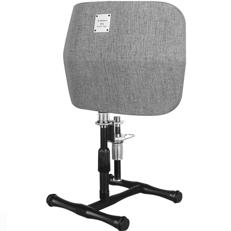 New Arrival Alctron PF52 desktop acoustic screen for recording studio isolating unwanted noise from outside