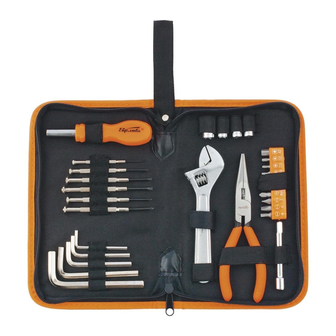 Set of hand tools SPARTA 13535