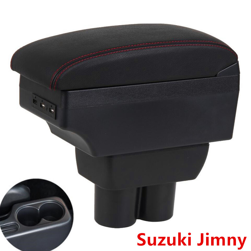 For Suzuki Jimny Armrest Box Car Central Armrest Storage Box modification accessories