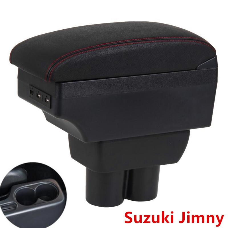 Per Suzuki Jimny Box Bracciolo Box Auto Bracciolo Centrale Scatola di Immagazzinaggio accessori di modifica