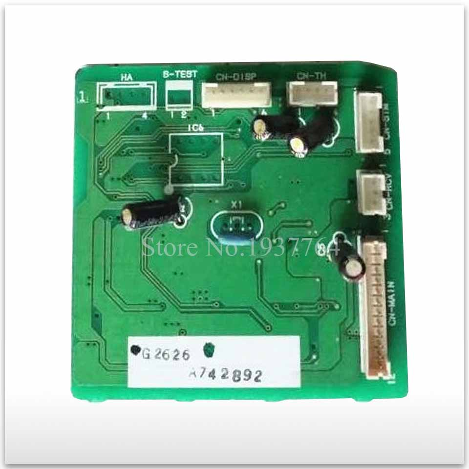95% new for panasonic Air conditioning computer board circuit board A712892 good working купить