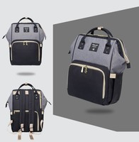 Diaper Bags Stroller Brand Large Capacity Baby Nappy Bag Mummy Travel Backpacks Desiger Baby Care Nursing