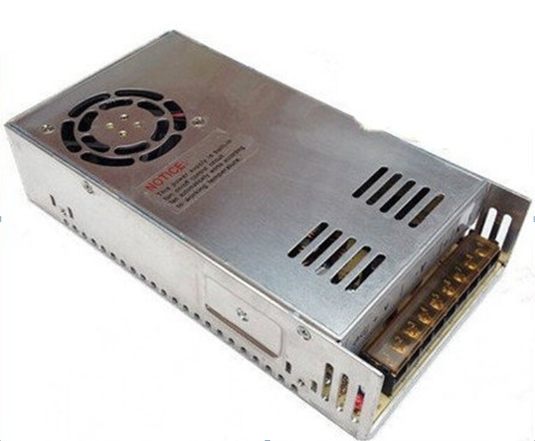 Switching Power Supply DC Power Supply 12V 30A 360W Full Metal Cover for Reprap Prusa i3 impressora 3D Printer kit
