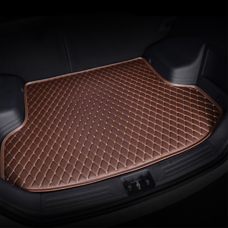 Custom car trunk mat for Honda jazz Honda accord 2003 2007 2018 fit civic city crv