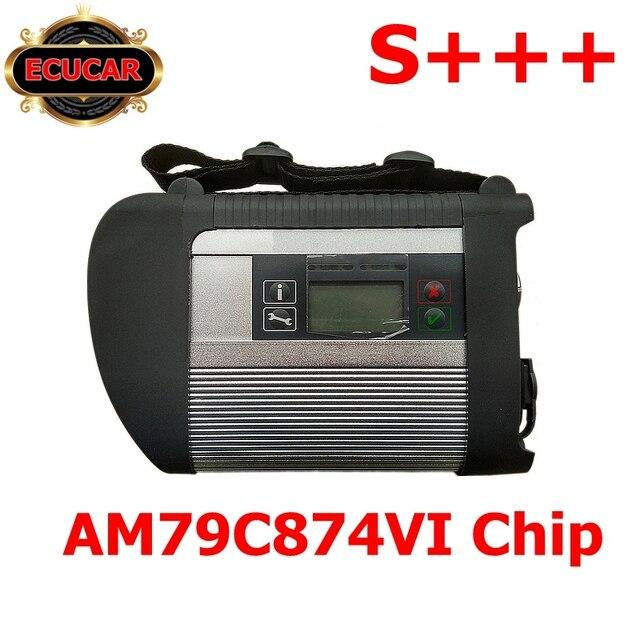 S+++ quanlity AM79C874VI Chip PCB V2019.05 MB Star C4 mb sd connect compact 4 SD C4