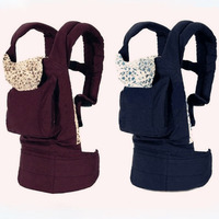 100% Cotton Baby Carrier Strap Multifunction Baby Carrier Factory Direct Baby Strap