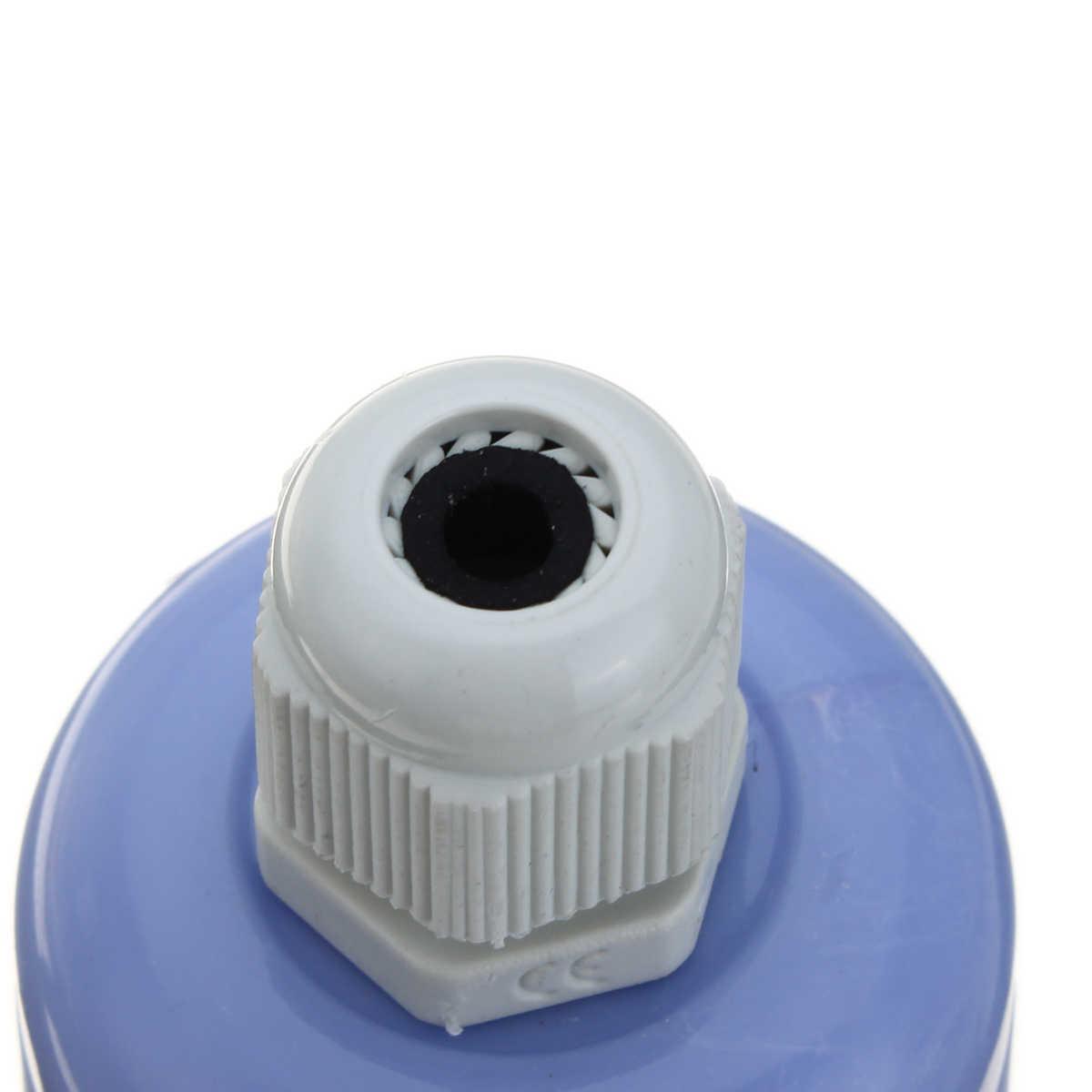 Smuxi E27 Base LED Light Lamp Bulb Waterproof Fireproof Holder Adapter Converter Socket Change