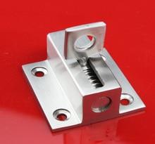 цена на spring Door Bolt wooden Hardware window Lock stainless steel door latch furniture bolt DIY household handmade part