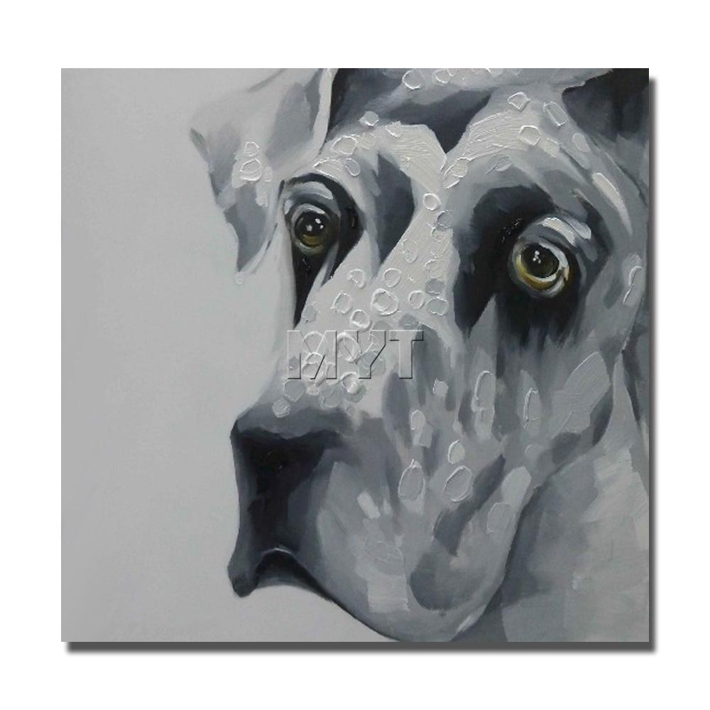 Achetez en gros noir chien peintures en ligne à des grossistes ...