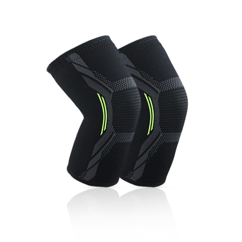 1pcs Breathable Warmth Kneepad Winter Sports Safety Knee Pads Training Elastic Knee Support Knee Protect 1 pair breathable elastic knee pads cycling running basketball football legwarmers sports training knee support brace