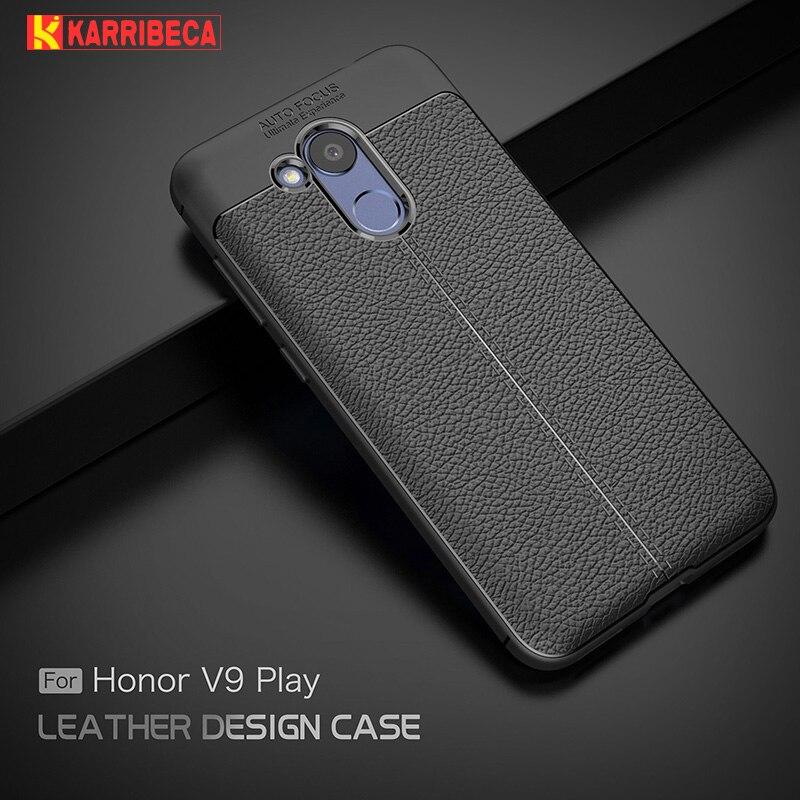 Litchi caso honor 6c silicone pro funda hoesje lichia padrão couro tpu capa para Huawei honor 6a coque estojo kryt tok kilifi
