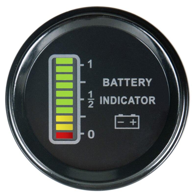 Aliexpress Com   Buy Runleader Lcd Battery Indicator Bi011a 12v  24v  36v  48v For Atv Utv Tractor