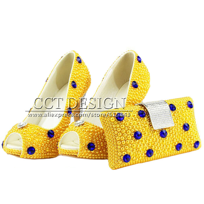 Compare Prices on Yellow Heels for Wedding- Online Shopping/Buy ...