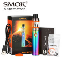 100 Original SMOK Stick V8 Vape Kit With 5ml TFV8 Big Baby Tank 3000mah Battery Adjustable