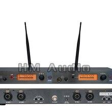 В ухо монитор беспроводной системы SR2050 Двойной передатчик мониторинга Профессиональный для сцены без приемника