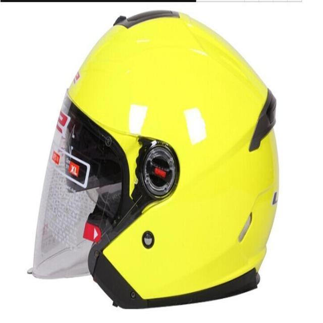 LS2 OF578 doble lente puede ser removido Bator combinación de casco de moto casco integral casco de Coste medio casco