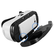 New Fashion 3D VR Glasses Baofeng Mojing III Plus VR Box Super 3D Glasses Virtual Reality for iPhone Xiaomi 4.7~6Inch Smartphone