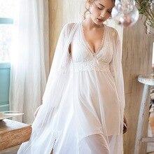 Сексуальный женский халат, весенне-летние халаты для невесты, кимоно, халат для подружки невесты, женская ночная рубашка, белые халаты, новинка