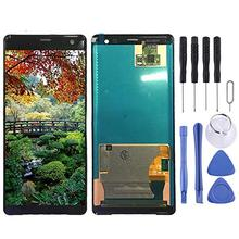 "6.0"" OLED Original For SONY Xperia XZ3 Display Touch Sc"