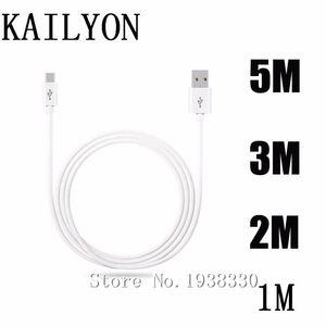 Image 1 - 1m 2m 3m 5m Micro kabel usb do samsunga Galaxy S3 S4 S5 Mini S7 S6 krawędzi Plus kabel danych ładowarka do telefonu komórkowego synchronizacja długie ładowanie