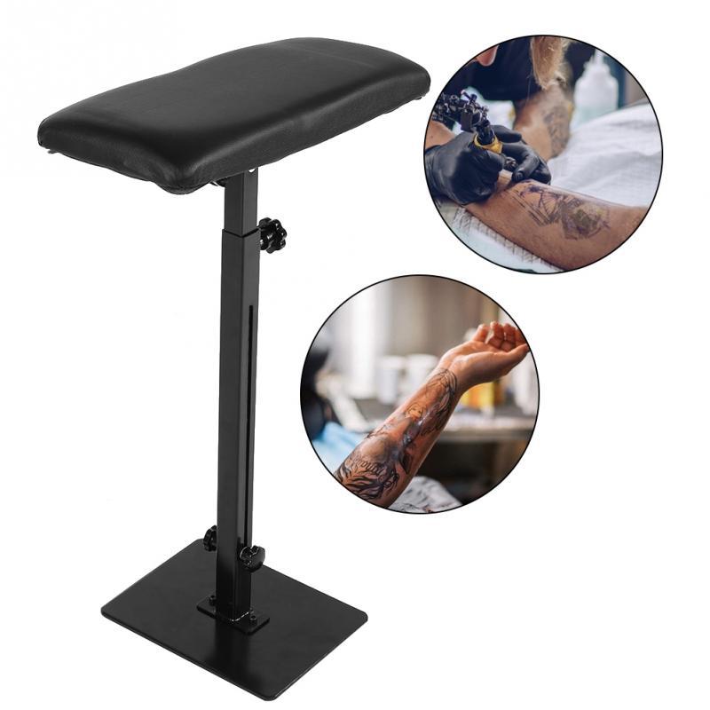 Reposabrazos de tatuaje profesional altura ajustable Reposabrazos de pierna soporte de la barra del brazo soporte del trípode del tatuaje para accesorios del tatuaje-in Accesorios de tatuaje from Belleza y salud    1