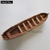 Wooden Ship Models Kits For Adult Model Wood Boats 3d Laser Cut Kids Educational Toy Assembly Ship Model Kit Scale 1:35 Lifeboat
