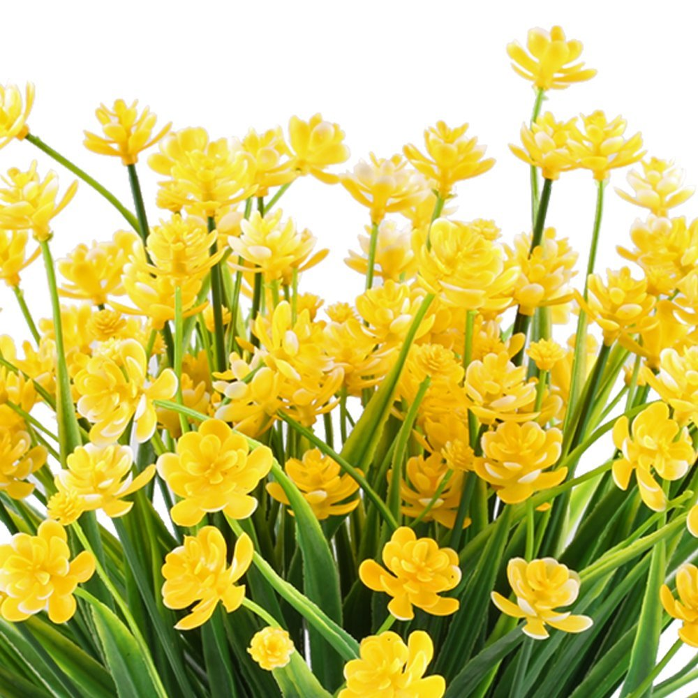 Buy Bush Yellow Flowers And Get Free Shipping On Aliexpress