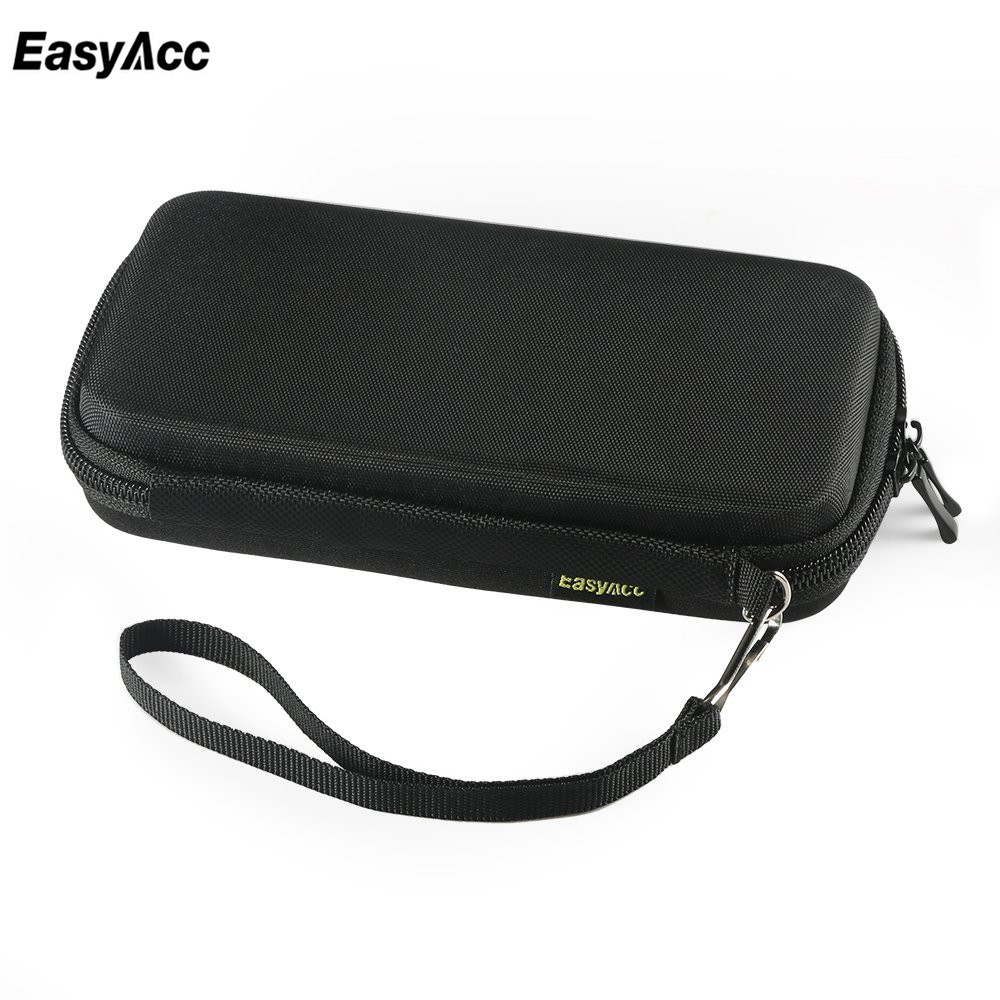 EasyAcc Power Bank Bag Externt batterifodral för Anker 10000 mAh 20000mAh 26000mAh, RAVPower 22000mAh 26800mAh Travel Pounch