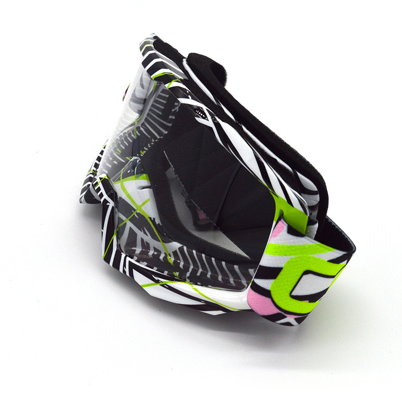 evamosa OTG Motocross gözlüklər Off-Road Kir Bike Downhill Enduro - Motosiklet aksesuarları və ehtiyat hissələri - Fotoqrafiya 4