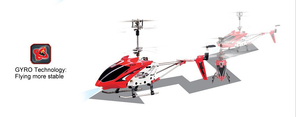 jouets Syma canaux lame 6