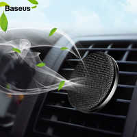 Baseus Car Air Freshener Air Vent Auto Outlet Car Perfume Air Conditioning Aromatherapy Flavoring For Car Diffusers Air Purifier
