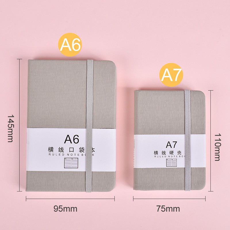 A7 Pocket Size Travelers Notebook And Journals A6 Planner Stationery Kawaii Notebook Cute Notebook Mini Notebook School Supplies