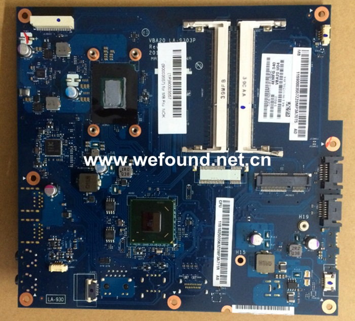 100% Working Motherboard for lenovo C240 C245 LA-9303P Rev:1.0, Fully Tested naiyue j798 girl and wolf animal print draw 5d diamond painting diamond embroidery