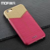 MOFi Original For Iphone 6 6s Wallet Cases For Girls Women Man 6s Cover Leather Luxury