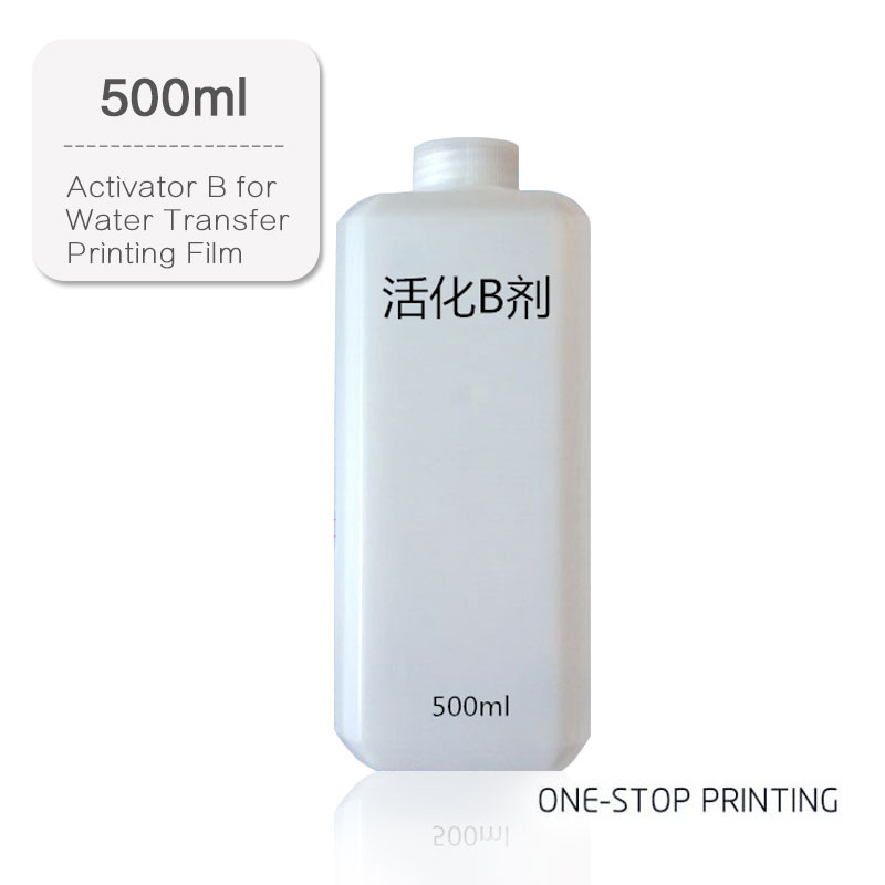 Activator B Transfer Printing Film Activator 500ml For Hydrographic Activator Water decorative material free shipping quality